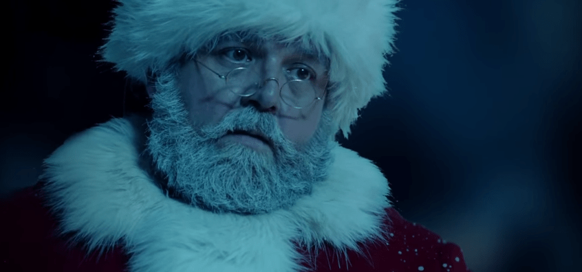 Doctor Who Christmas special 2014: Nick Frost as Santa Claus