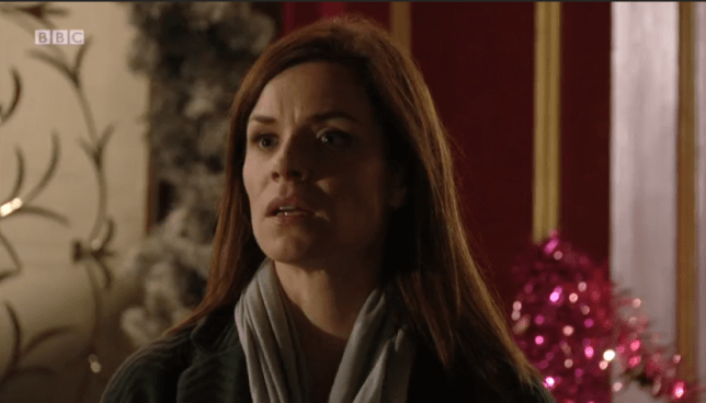 DC Emma Summerhayes EastEnders - Who killed Lucy Beale