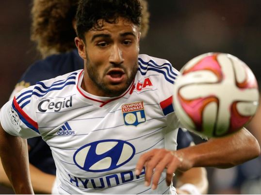 Nabil Fekir has reportedly attracted the interest of Arsenal