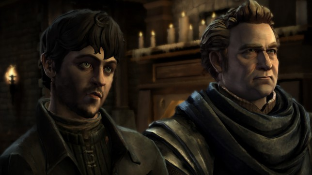 Game Of Thrones: Episode One (PC) - not as good as the TV show
