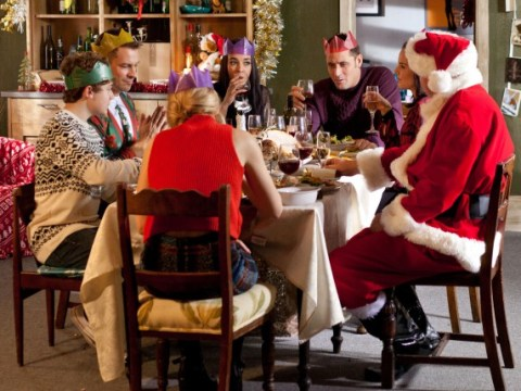 From guardian angels to knife attacks: Hollyoaks' top 10 Christmas moments
