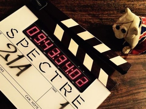 James Bond update: First picture from set of Spectre revealed