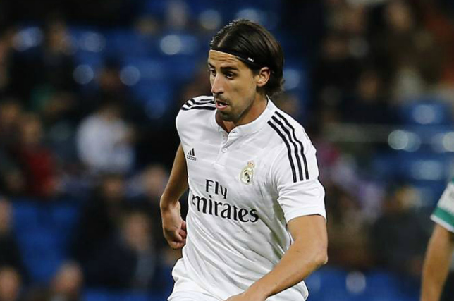 Arsenal want Sami Khedira transfer as Real Madrid drop price to £6m