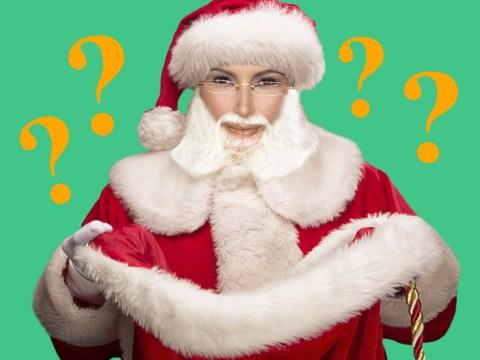 The ultimate celebrity secret Santa Christmas quiz