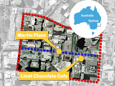 Sydney terror siege: Timeline of Lindt Chocolat Cafe hostage incident