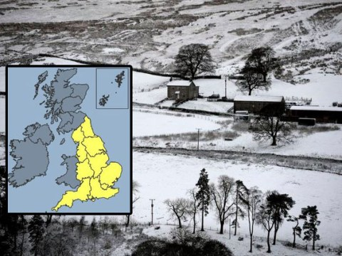 UK weather: Met Office forecasts belated white Christmas with 4 inches of snow – but it will cause disruption
