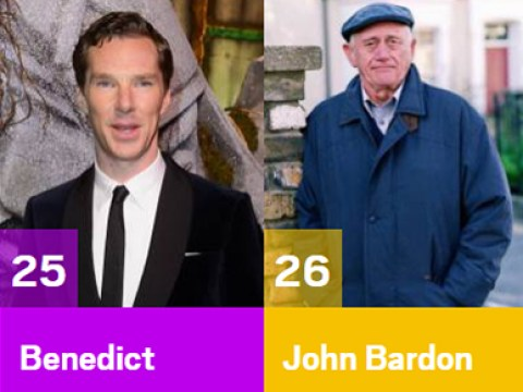 The 30 most shared celebs of 2014