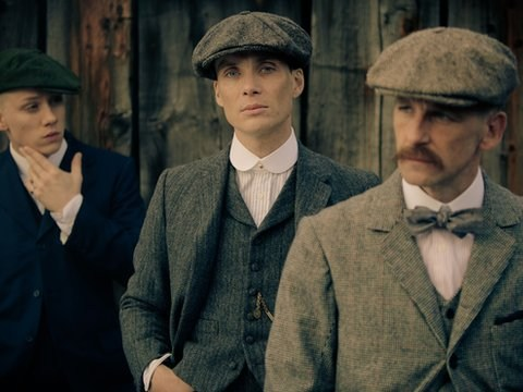 Not long now! Peaky Blinders will be BACK in May!