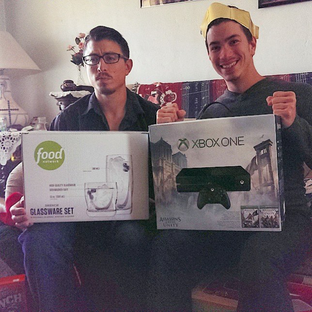 Christmas Presents For Brother.Oh Santa Save A Thought For These People Who Got Rubbish