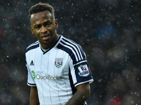 Liverpool 'close to signing West Brom striker Saido Berahino in £23.5m transfer deal'