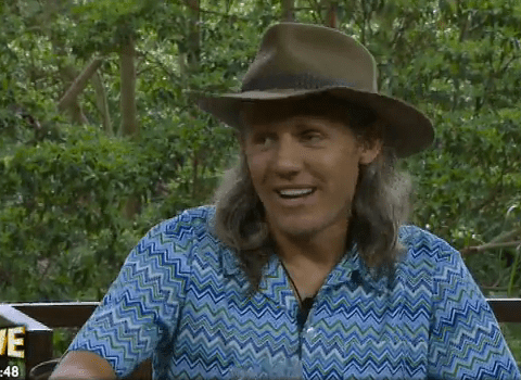 'Gutted' Jimmy Bullard is first celeb voted out of the I'm A Celebrity 2014 camp