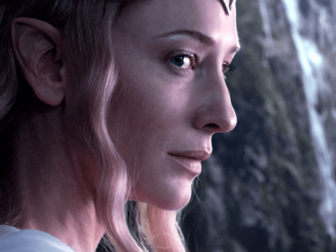 Hobbit star Cate Blanchett admits her hubby has 'a bit of a thing' for her prosthetic elf ears