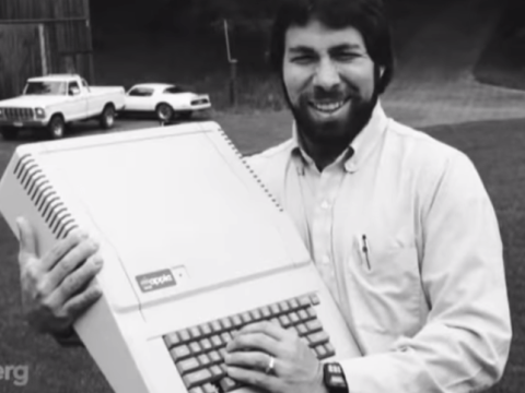 Apple's Steve Wozniak debunks one of the biggest myths about firm's early days