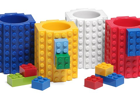 Who doesn't want Lego shot glasses for Christmas?