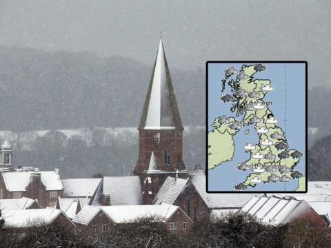 UK weather: Met Office issue warning ahead of Boxing Day snow