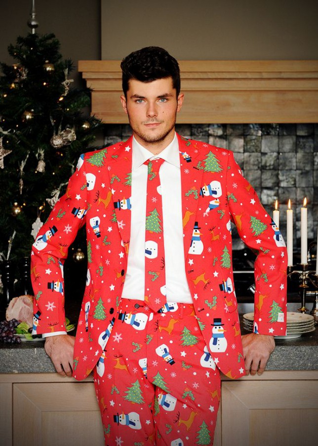 4c8e895b6b2 For when a Christmas jumper just isn t enough – we give you the ...