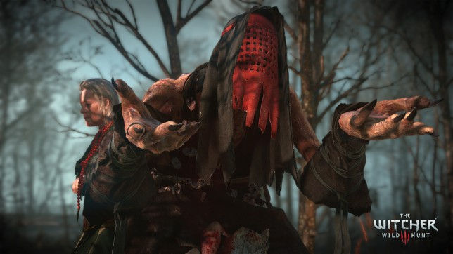 The Witcher 3: Wild Hunt - maybe it'll be out in May, maybe it won't