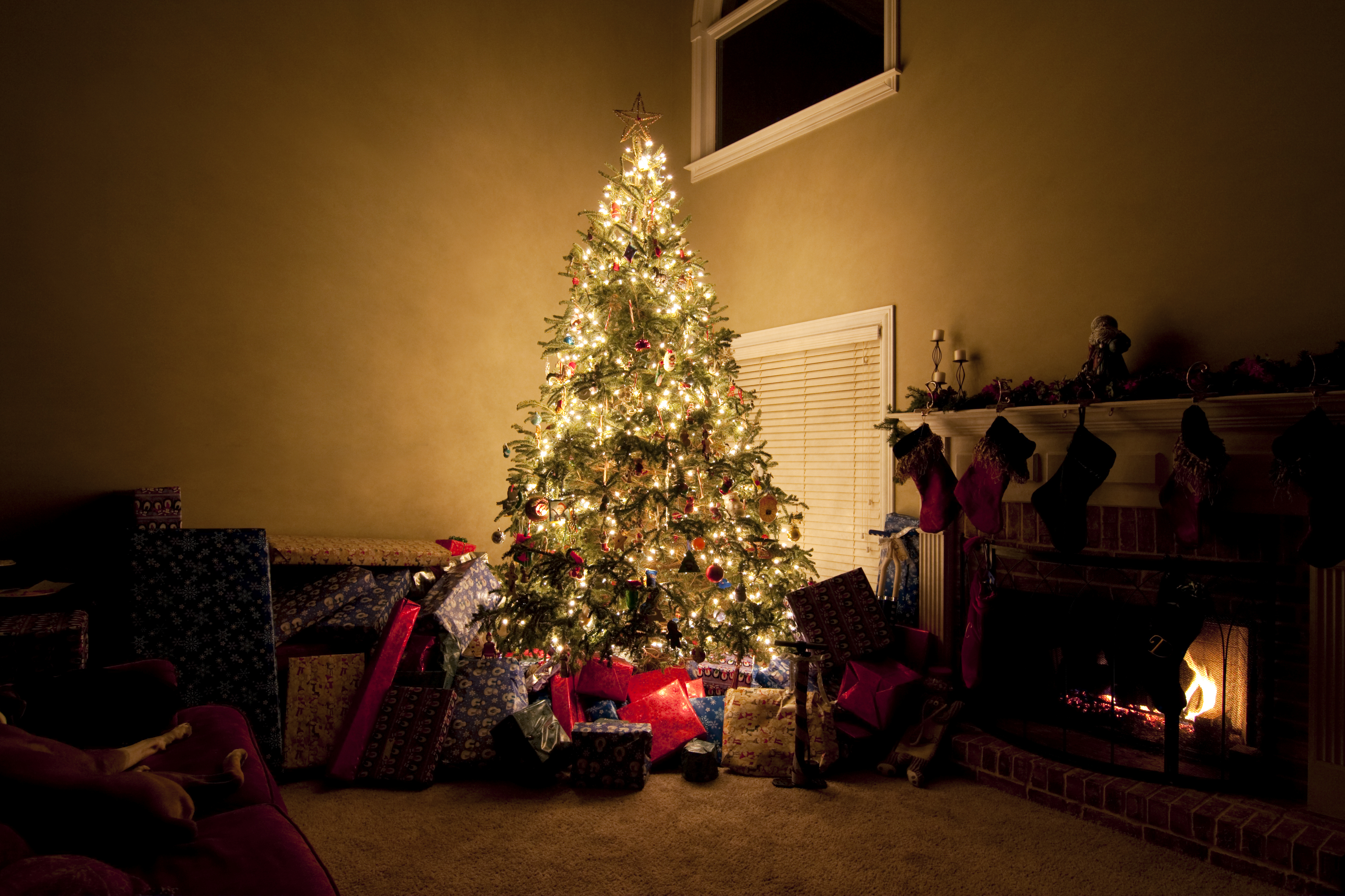 The art of choosing Christmas presents for a partner…
