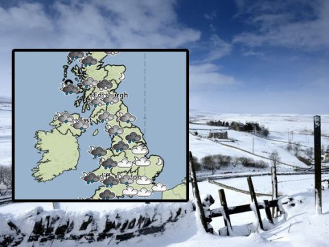 UK weather: Temperatures to plummet to -3C as Met Office warn of snow, ice and 80mph winds