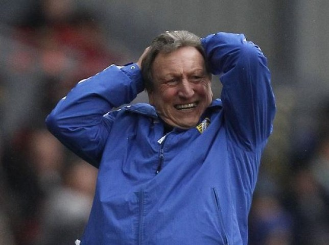 Neil Warnock is sacked by Crystal Palace