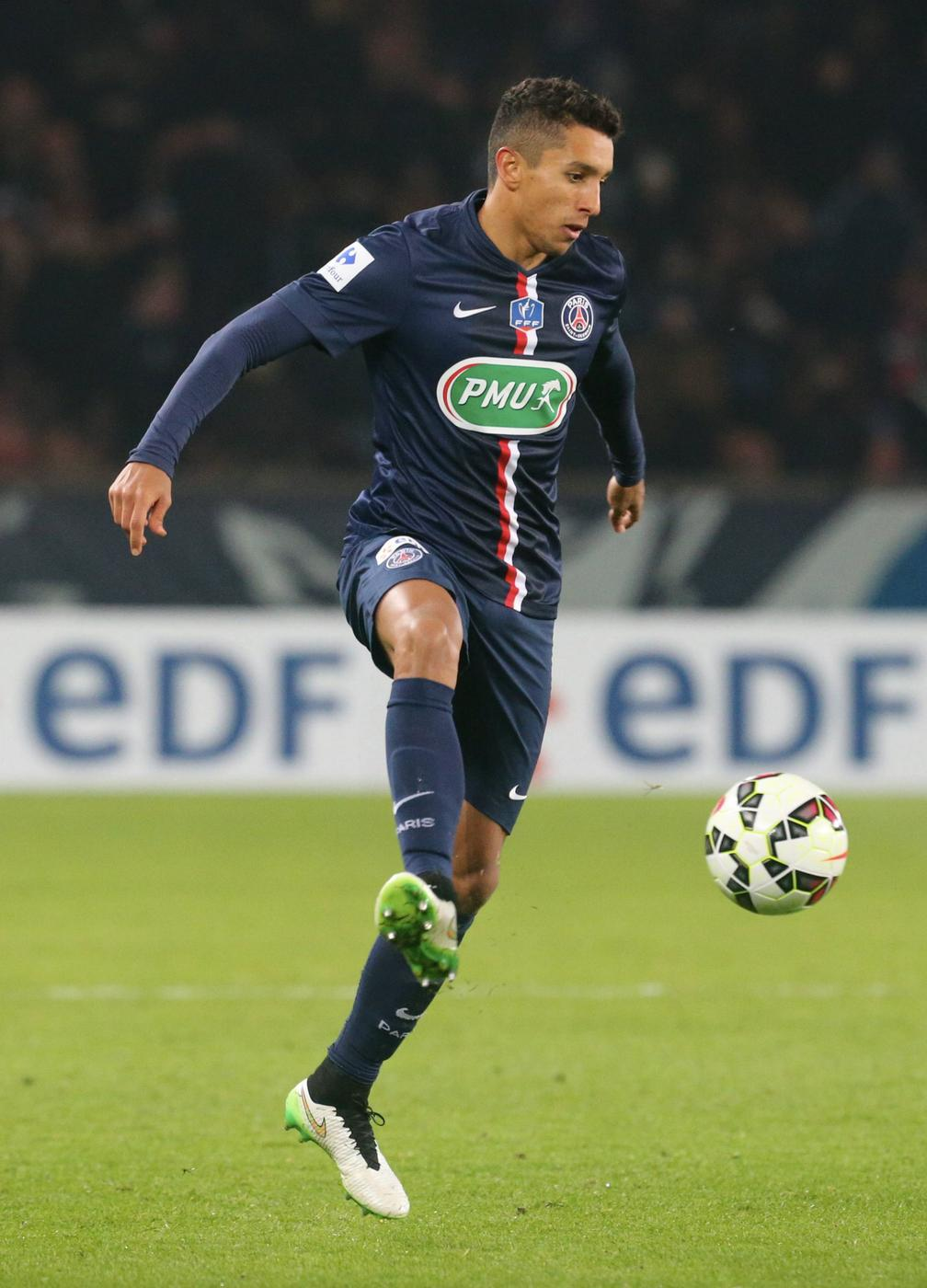 Manchester United are definitely in for £24m Marquinhos, claims agent