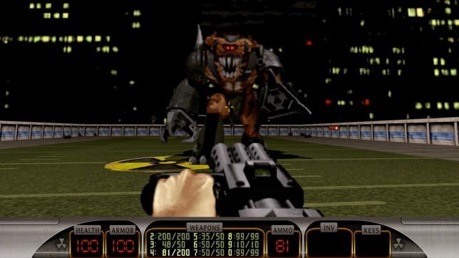 Duke Nukem 3D: Megaton Edition (PS3) - love the game, not the character