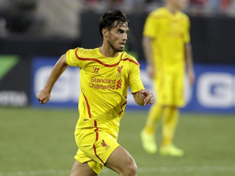 Suso fires parting shot at Liverpool following AC Milan switch