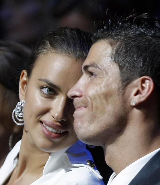 Cristiano Ronaldo and Russian model Irina Shayk have ended their five-year relationship