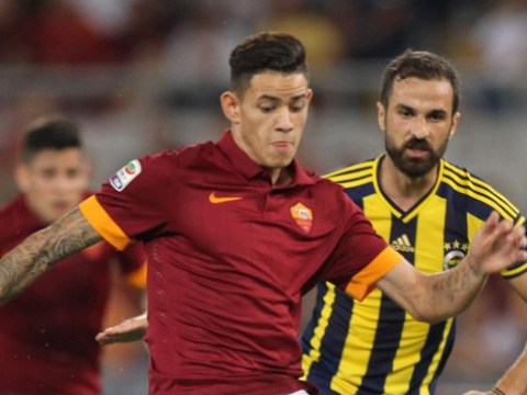 Arsenal 'plotting January transfer for 18-year-old Roma striker Antonio Sanabria'