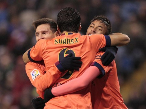 Has Luis Enrique finally struck gold at Barcelona?