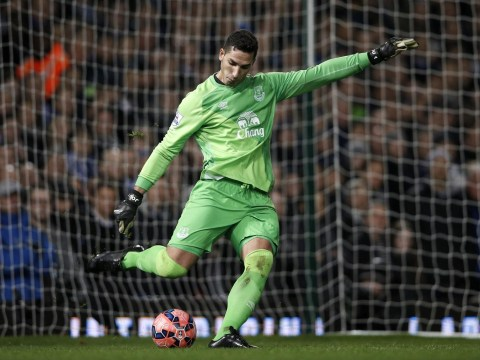 Is Joel Robles now a credible contender to be Everton's number one goalkeeper?