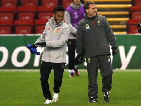 Raheem Sterling 'closing in on new Liverpool deal after being reassured about Brendan Rodgers' future'