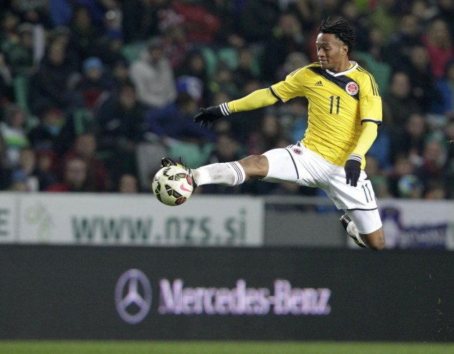 Juan Cuadrado has been linked with Chelsea (Picture: Reuters)