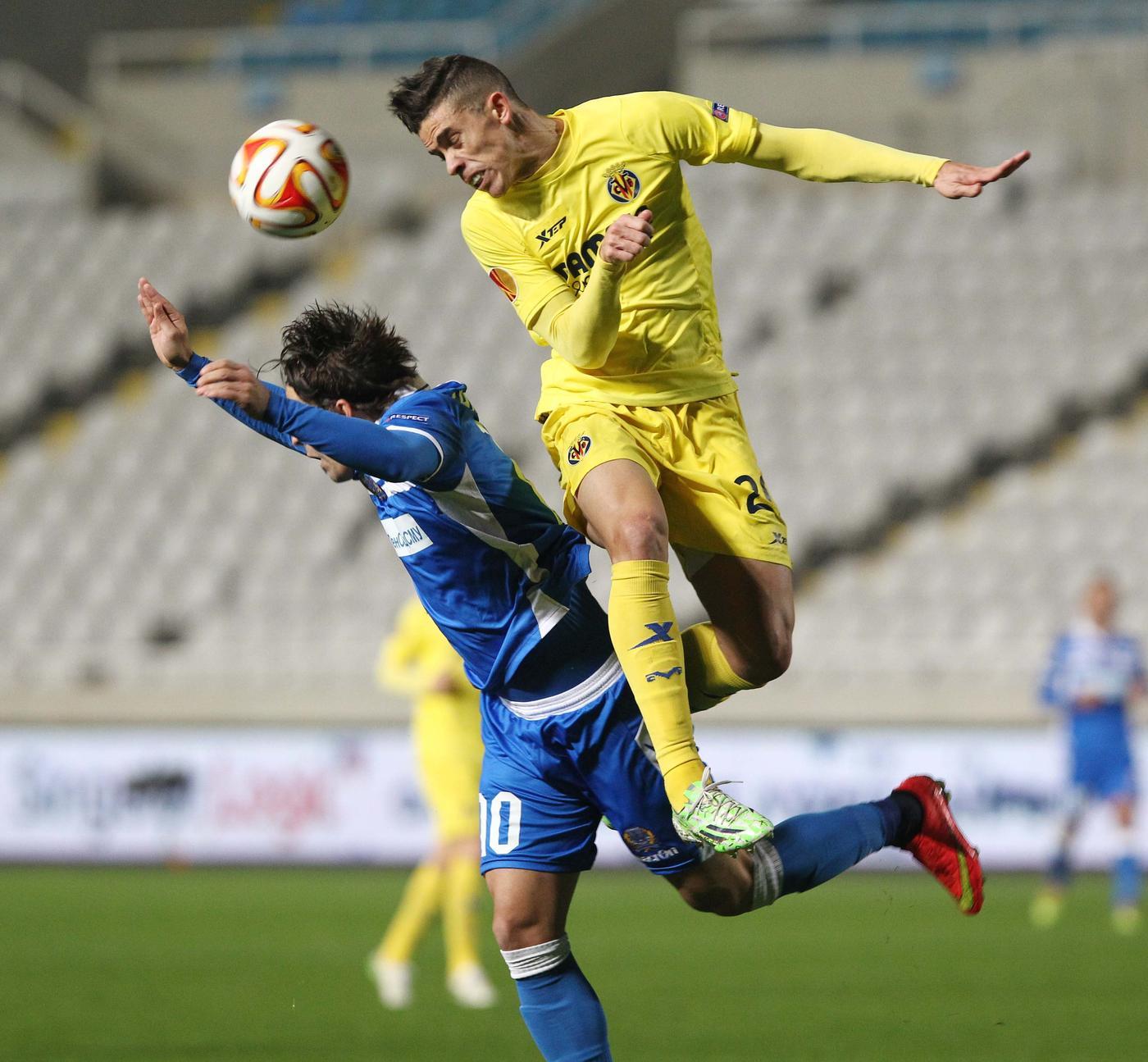 Gabriel Paulista confirms Arsenal transfer talks underway at Villarreal