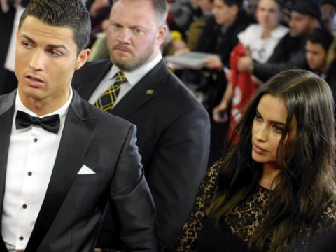 Cristiano Ronaldo 'broke up with Irina Shayk because she refused to go to his mother's surprise birthday bash'