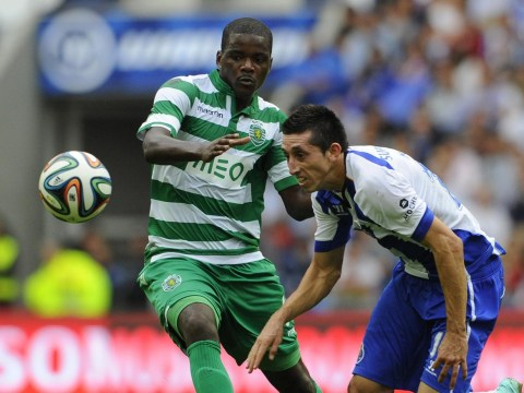 Arsenal and Manchester United transfer target William Carvalho 'dreams' of England move