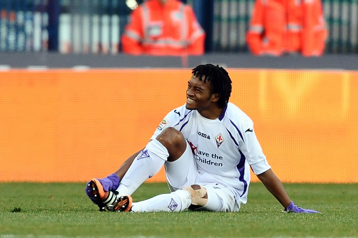 Chelsea 'keen on Juan Cuadrado transfer as they prepare to offload Mohamed Salah and Andre Schurrle'