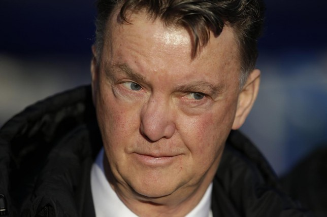 Louis van Gaal suffered a bit of a slip-up when talking about QPR