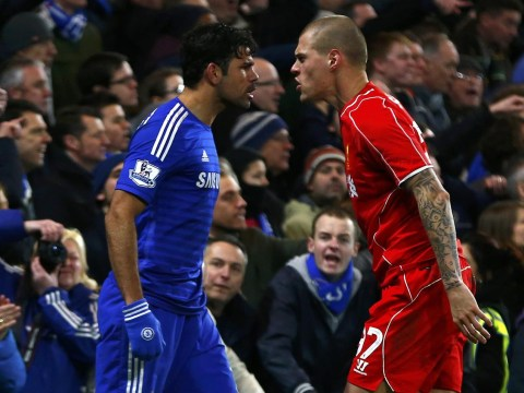 Chelsea fans produce hilarious suggestions for 'Diego Costa crimes' after striker's controversial 'stamps' against Liverpool