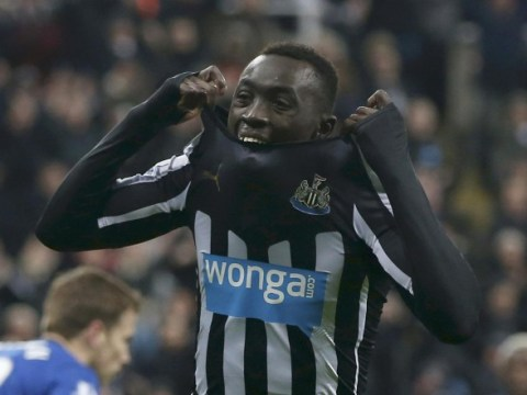 Newcastle star Papiss Cisse 'to become one of football's biggest earners' with £22.5m Shanghai SIPG transfer