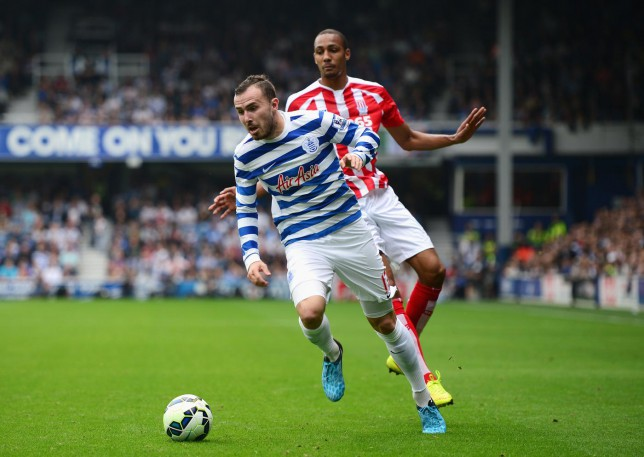 Selling Jordon Mutch to Crystal Palace shows maybe QPR haven't learnt their transfer lessons after all