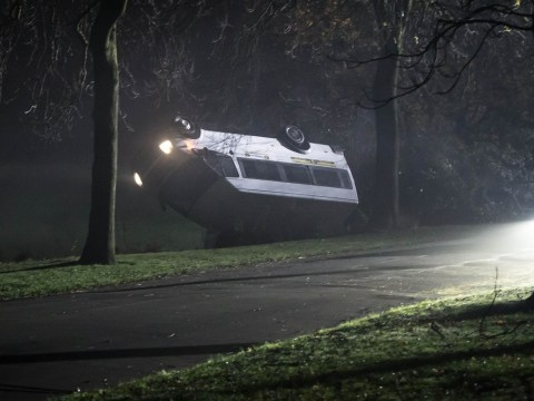 Watch out, EastEnders, your rival is back: Coronation Street pulls out all the stops for its gripping mini-bus crash shocker