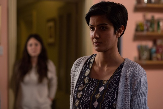 EastEnders drops another bombshell as Shabnam Masood reveals the father of her child