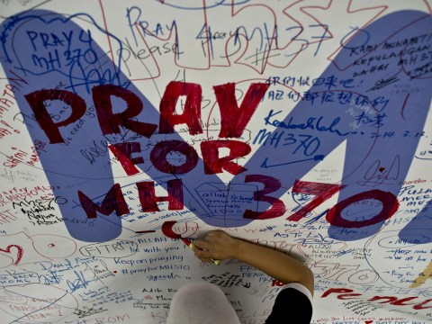 Malaysia officially declares Flight MH370 an accident with no survivors