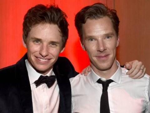 Eddie Redmayne: There's no rivalry with Benedict Cumberbatch – he's phenomenal!