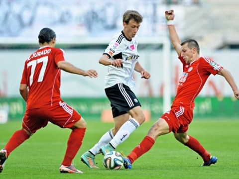 Legia Warsaw's Krystian Bielik admits he chose Arsenal transfer over Hamburg because of 'legend' Arsene Wenger