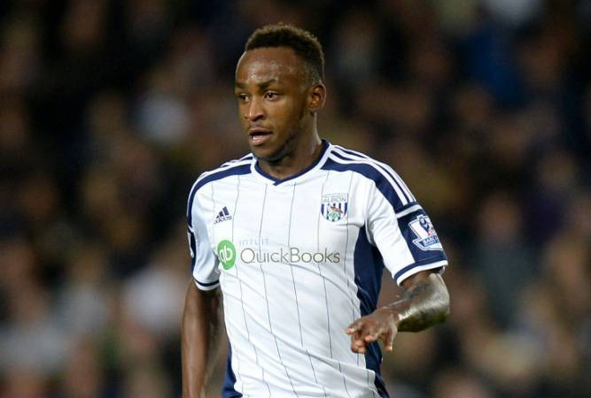 File photo dated 20-10-2014 of West Bromwich Albion's Saido Berahino. PRESS ASSOCIATION Photo. Issue date: Tuesday January 6, 2015. Premier League footballer Saido Berahino is set to appear in court after being arrested on suspicion of drink-driving. See PA story SOCCER Berahino. Photo credit should read Martin Rickett/PA Wire.