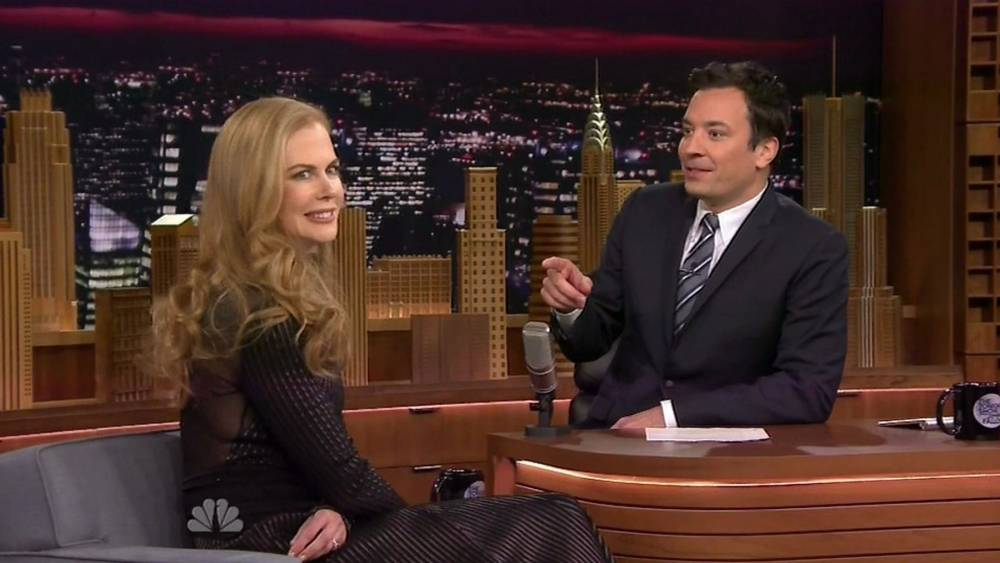 Jimmy Fallon turned down Nicole Kidman twice and here's why…