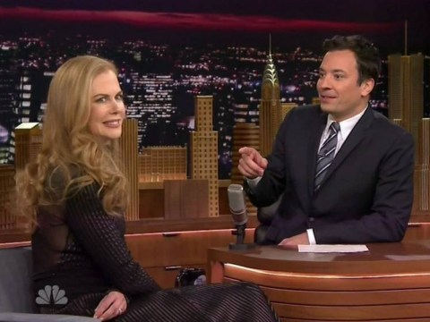 Jimmy Fallon turned down Nicole Kidman twice and here's why…