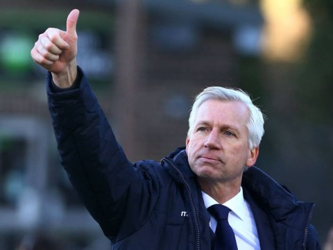 Alan Pardew says Manchester United's playing style could detract from Selhurst Park atmosphere